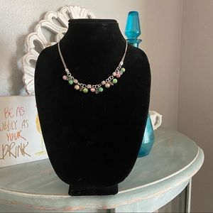 Brighton Multi Color Beaded Necklace